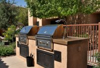 BBQ  at Finisterra Luxury Rentals in Tucson, AZ.jpg