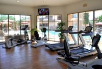 Fitness Center at Finisterra Luxury Rentals in Tucson, AZ.jpg