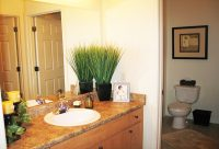 Bathroom at Finisterra Luxury Rentals in Tucson, AZ.jpg
