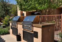 BBQ  at Finisterra Luxury Rentals in Tucson, AZ.jpg