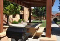 BBQ Area  at Finisterra Luxury Rentals in Tucson, AZ.jpg