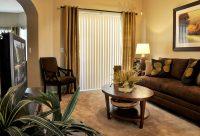 Living Room Model  at Finisterra Luxury Rentals in Tucson, AZ.jpg