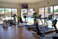 Fitness Center at Finisterra Luxury Rentals in Tucson, AZ.jpg
